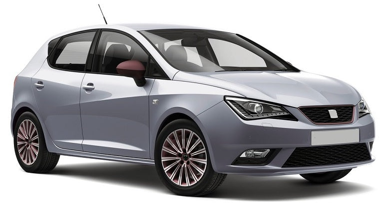 Seat Ibiza 5 Door Hatchback 2015-2017