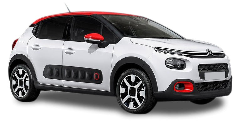 Citroen C3 5 Door Hatchback 2017-2020