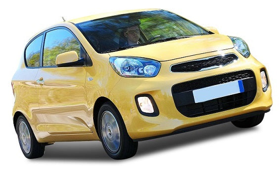 Kia Picanto 3 Door Hatchback 2015-2017