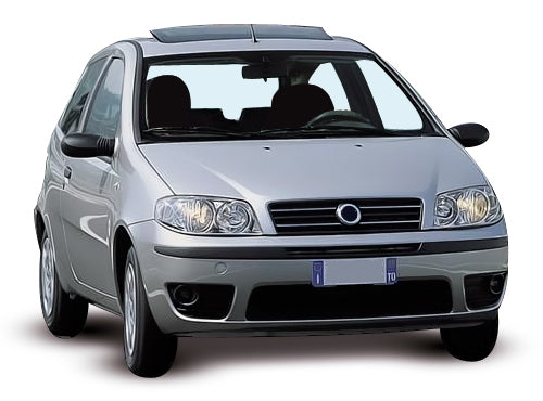 Fiat Punto 3 Door Hatchback 2003-2006