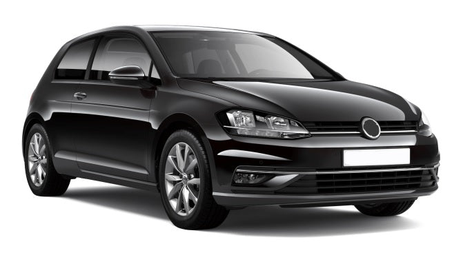 Volkswagen Golf 3 Door Hatchback 2017-
