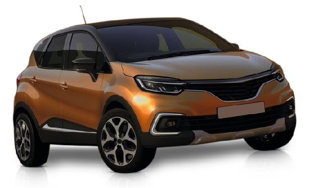 Renault Captur Hatchback 2017-2020
