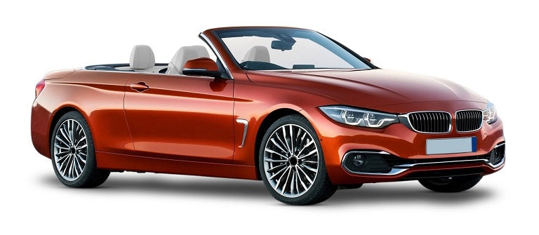 BMW 4 Series Cabriolet 2017-