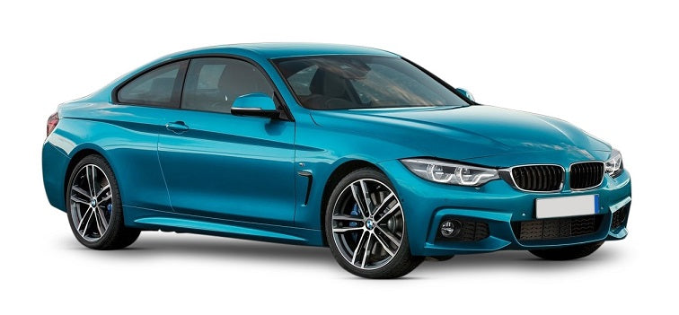 BMW 4 Series Coupe 2017-