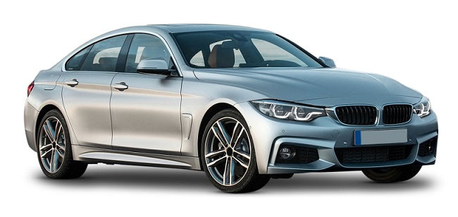 BMW 4 Series Hatchback 2017-