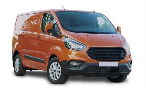 Ford Transit Custom Van 2018-
