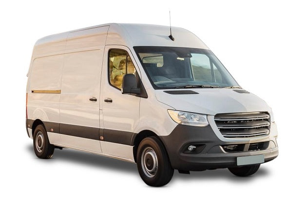 Mercedes Sprinter Van 2018-