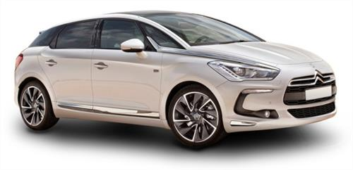 DS 5 Hatchback 2012-2015