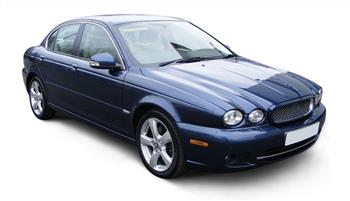 Jaguar X-Type Saloon 2008-2010