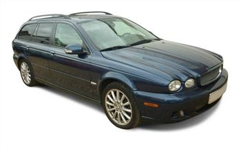 Jaguar X-Type Estate 2008-2010