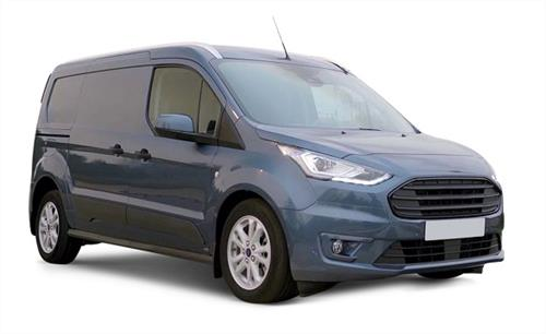 Ford Transit Connect Van 2018-