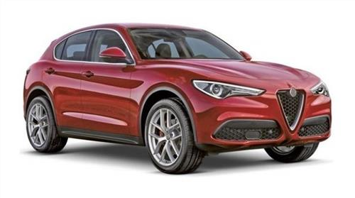 Alfa Romeo Stelvio Estate 2017-