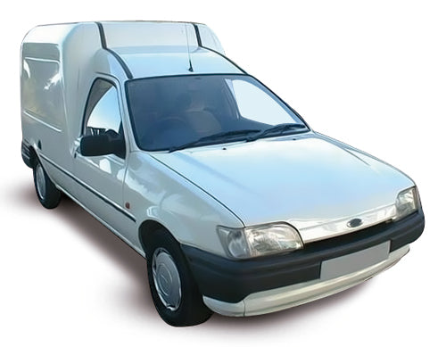 Ford Courier Van 1989-1995