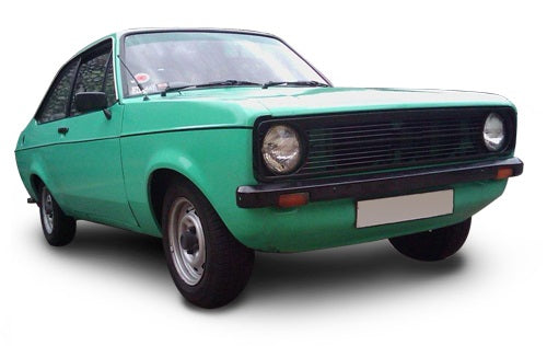 Ford Escort 2 Door Saloon 1975-1980
