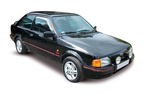 Ford Escort 3 Door Hatchback 1986-1990