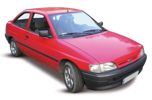 Ford Escort 3 Door Hatchback 1990-1992