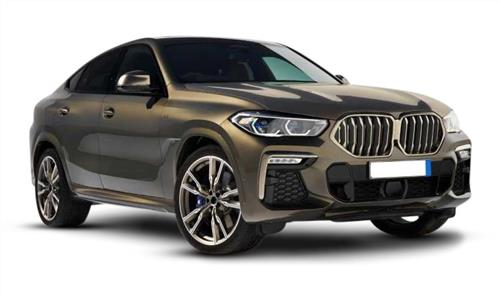 BMW X6 Coupe 2019-