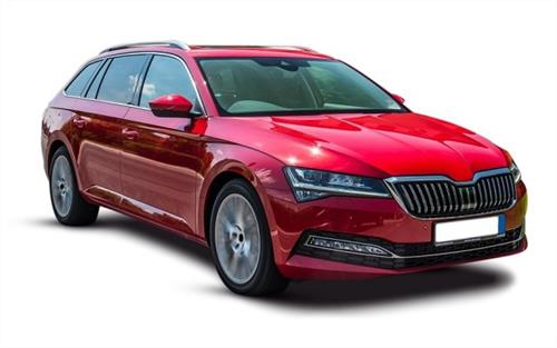 Skoda Superb Estate 2019-