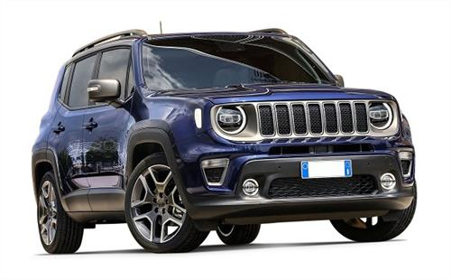 Jeep Renegade Estate 2018-