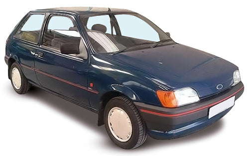 Ford Fiesta 3 Door Hatchback 1989-1995