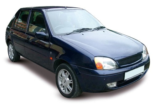 Ford Fiesta 3 Door Hatchback 1999-2002