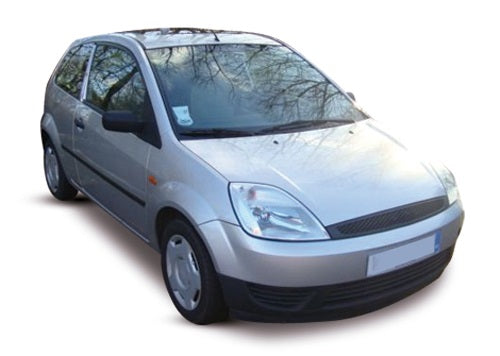 Ford Fiesta 3 Door Hatchback 2002-2005
