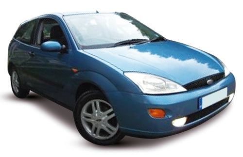 Ford Focus 3 Door Hatchback 1999-2001
