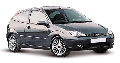 Ford Focus 3 Door Hatchback 2001-2004