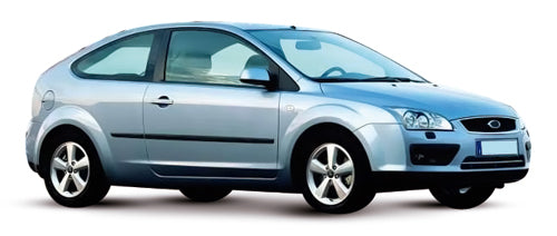 Ford Focus 3 Door Hatchback 2005-2007