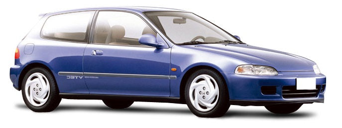 Honda Civic 3 Door Hatchback 1992-1995
