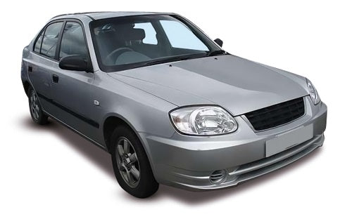 Hyundai Accent Saloon 2003-2006