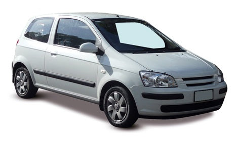 Hyundai Getz 3 Door Hatchback 2002-2005