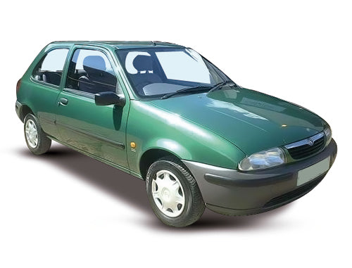 Mazda 121 3 Door Hatchback 1996-1999