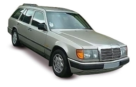 Mercedes 200/300 Saloon 1985-1989