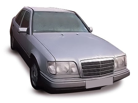 Mercedes 200/300 Saloon 1993-1995