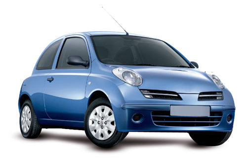 Nissan Micra 3 Door Hatchback 2006-2008