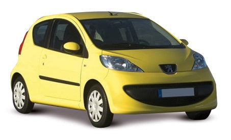Peugeot 107 3 Door Hatchback 2005-2009