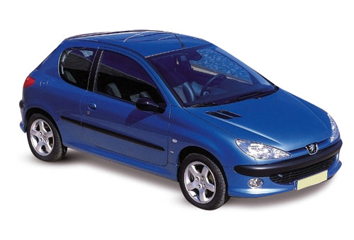 Peugeot 206 3 Door Hatchback 1998-2003