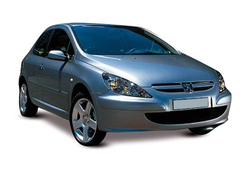 Peugeot 307 3 Door Hatchback 2001-2005