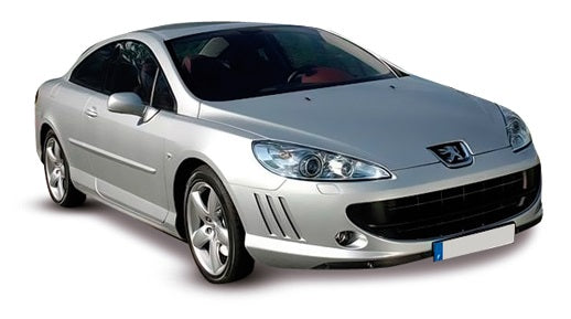 Peugeot 407 Coupe 2005-2010