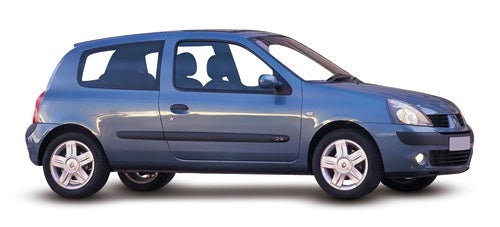 Renault Clio 3 Door Hatchback 2001-2005