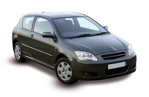 Toyota Corolla 3 Door Hatchback 2004-2007