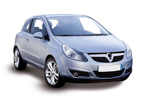 Vauxhall Corsa 3 Door Hatchback 2006-2011