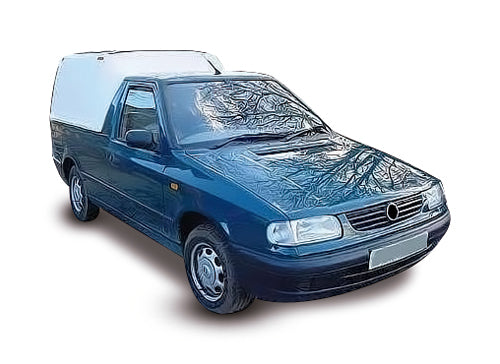 Volkswagen Caddy Pick Up 1997-2004