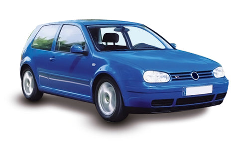 Volkswagen Golf 3 Door Hatchback 1998-2003