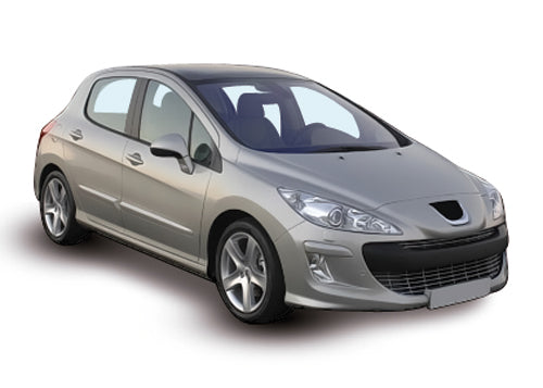 Peugeot 308 5 Door Hatchback 2007-2011