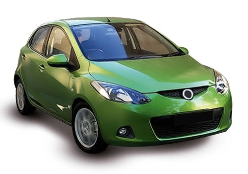 Mazda 2 5 Door Hatchback 2007-2010