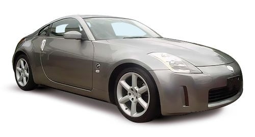 Nissan 350Z Coupe/Cabriolet 2002-2007