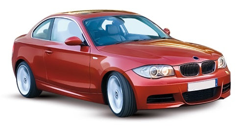 BMW 1 Series Coupe 2007-2011