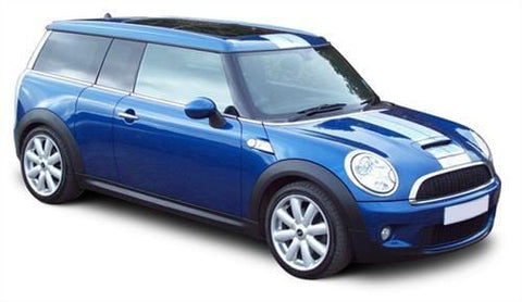 Mini Bmw Clubman Cooper S Estate 2007 To 2010 Front Bumper Lamp With Fog Lamp